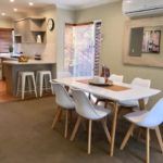 dining room home staging Auckland